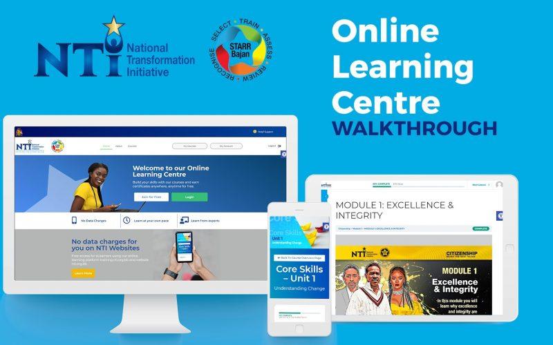 NTI-Online-Learning-Center-Walkthrough